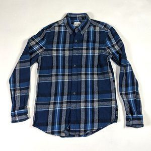 American Eagle Mens Flannel Button Front Size S